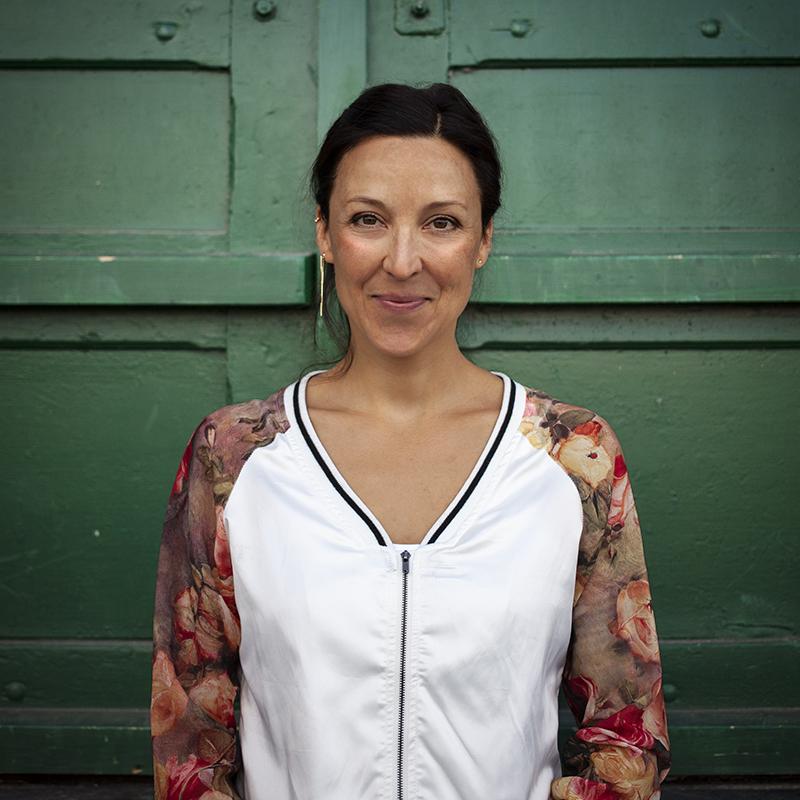 Franziska Schmideder, Assistenz der Gastronomieleitung