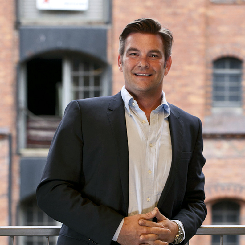Andreas Wessel-Ellermann, Geschäftsleitung